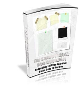 the speedy guide to web copywriting