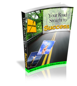your road  straight to success