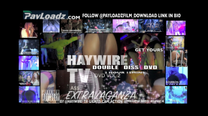 haywire tv ass extravaganza dvd vol 2