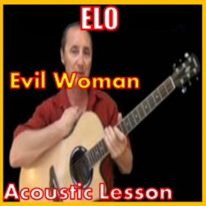 Learn to play Evil Woman by (ELO) | Movies and Videos | Educational