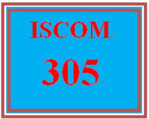 ISCOM 305 Week 5 Case Study | eBooks | Education