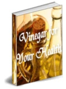viniger for your health