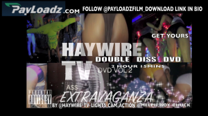 haywire tv ass extravaganza dvd vol 2 dis 3