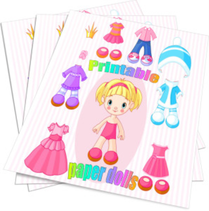 Fifth Additional product image for - Big bundle of coloring activity pages for girls
