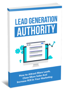 Lead generation authority | eBooks | Business and Money