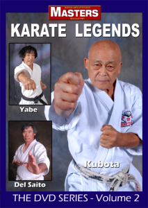 Karate Legends Vol-2 - Featuring Kubota Yabe Del Sito | Movies and Videos | Training