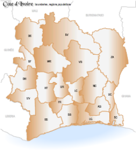 Cote d Ivoire | Other Files | Graphics