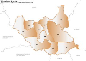 Southern Sudan | Other Files | Graphics
