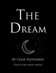 The Dream Sheet Music | eBooks | Sheet Music