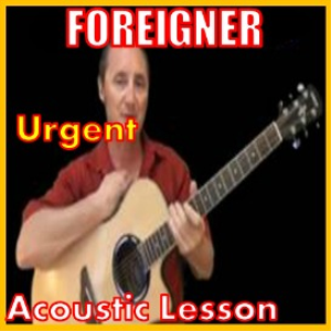 Learn to play Urgent by Foreigner | Movies and Videos | Educational