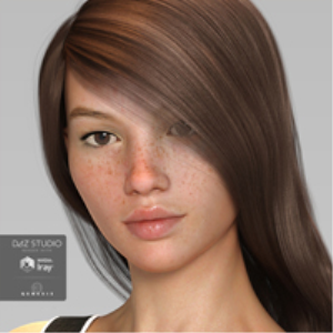 leah for genesis 3 female