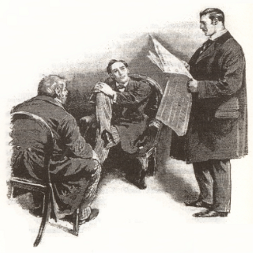 First Additional product image for - The Adventures of Sherlock Holmes