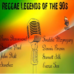 Reggae Legends of the 90s Mixtape Beres Hammond,Sanchez,Dennis Brown,John Holt,Frankie Paul,Freddie, | Music | Reggae