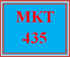 MKT 435 Week 2 Learning Team Charter | eBooks | Education