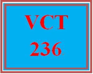 VCT 236 Week 3 Individual: Image Editing Portfolio – Part III | eBooks | Education