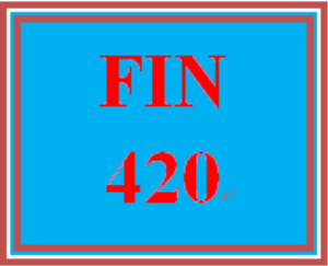 FIN 420 Week 3 Bond Ratings | eBooks | Education