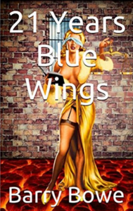 21 years blue wings