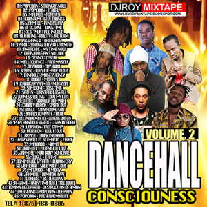 Dj Roy Dancehall Consciosness Mix Vol.2 | Music | Reggae