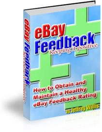 EBAY FEEDBACK (keeping it positive) | eBooks | Internet