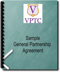 Sample  General Partnership Agreement | Documents and Forms | Legal