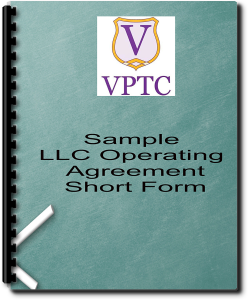 Sample LLC Operating Agreement - Short Form | Documents and Forms | Legal