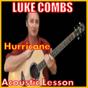 Learn to play Hurricane by Luke Combs | Movies and Videos | Educational