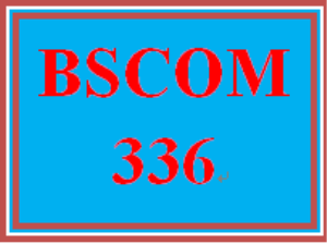 BSCOM 336 Week 5 Communication Theory and Application Worksheet | eBooks | Education