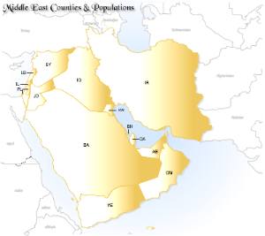 Middle East | Other Files | Graphics