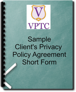 Sample Employer Privacy Policy Agreement - Short form | Documents and Forms | Legal