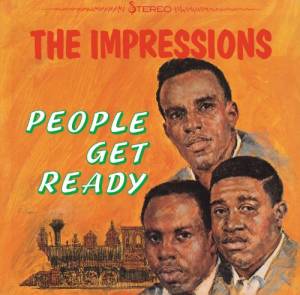 People Get Ready (Impressions) for female vocal solo with 5444 big band and optional strings | Music | R & B