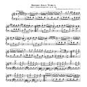 Piano Music Sheets - Sonata No. 11 in A Major, K.331 -3rd movement Rondo Alla Turca - Piano by Wolfgang Amadeus Mozart | Music | Classical