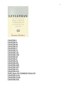 Leviathan by Thomas Hobbes | eBooks | Philosophy