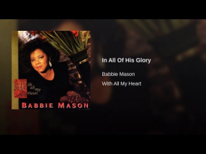 in all of his glory (babbie mason & michael english) custom arranged for duet, strings and rhythm