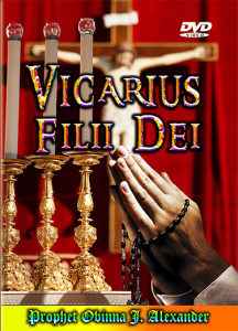 Vicarius Filii Dei | Movies and Videos | Religion and Spirituality