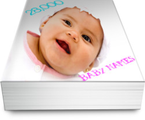 Fourth Additional product image for - Pregnancy eBooks to baby names bundle