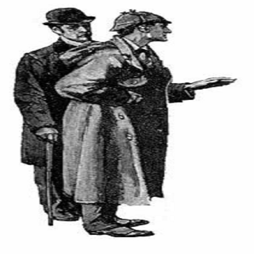 Third Additional product image for - The Adventures of Sherlock Holmes (Audio Book)