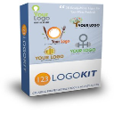 Website logos creator, photoshop images, giveatron marketing software | Software | Design Templates