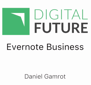 Evernote Business (Daniel Gamrot) | Movies and Videos | Educational
