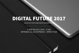 Digital Future 2017 - balík 5 prednášek | Movies and Videos | Educational