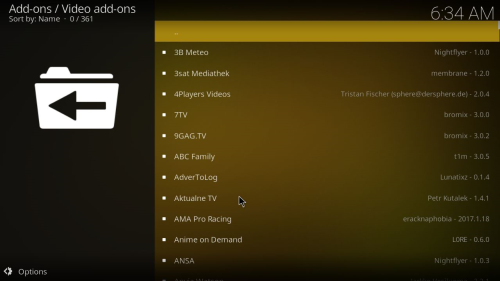Third Additional product image for - RaspAnd Nougat 7.1.2 for Raspberry Pi 3 and Pi 2 Build 170519 with Kodi 17.1, Aptoide TV, SnapTube and Termux