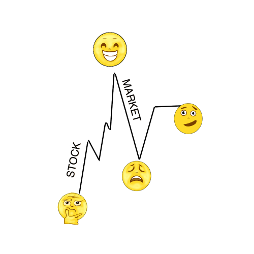 First Additional product image for - Stock market clip art