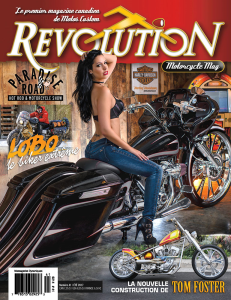 Revolution Motorcycle Magazine Vol.41 francais | Photos and Images | Vintage