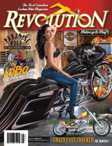 Revolution Motorcycle Magazine Vol.41 english | Photos and Images | Vintage