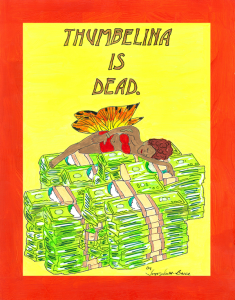 thumbelina is dead