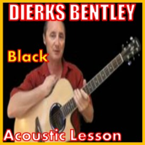 Learn to play Black by Dierks Bentley | Movies and Videos | Educational
