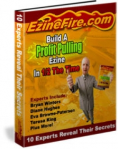 Build A Profit Pulling Ezine In 1/2 The Time | eBooks | Business and Money