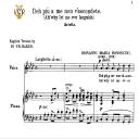 Deh più a me non v'ascondete, Medium Voice in A Flat Major, G.M.Bononcini. For Mezzo, Baritone, Soprano. Tablet Sheet Music. A5 (Landscape). Schirmer (1894). | eBooks | Sheet Music