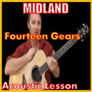 Learn to play Fourteen Gears by Midland | Movies and Videos | Educational