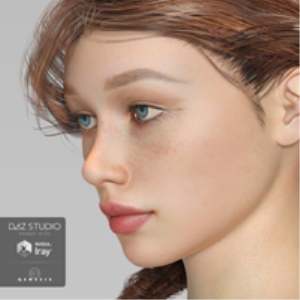 Elisabeth for Genesis 3 Female | Software | Design