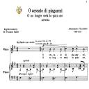 O cessate di piagarmi, Low Voice in E Minor, A.Scarlatti. For Mezzo, Baritone. Schirmer (1894). Tablet Sheet Music. A5 (Landscape). | eBooks | Sheet Music